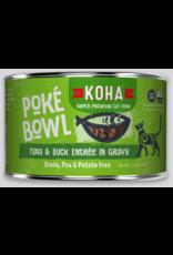 Koha Pet Koha Cat Poke Bowl Tuna Duck Can 5.5oz