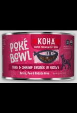 Koha Pet Koha Cat Poke Bowl Tuna Shrimp Can 5.5oz