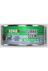 Koha Pet Koha Cat Turkey Stew 5.5oz