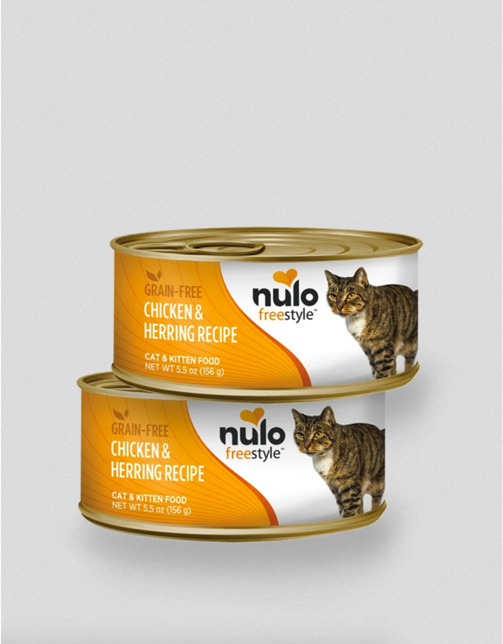 Nulo Nulo Cat Chicken and Herring 5.5oz