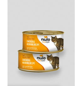 Nulo Nulo Cat Chicken and Herring 5.5oz