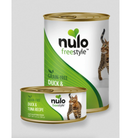 Nulo Nulo Cat Duck and Tuna 12.5oz