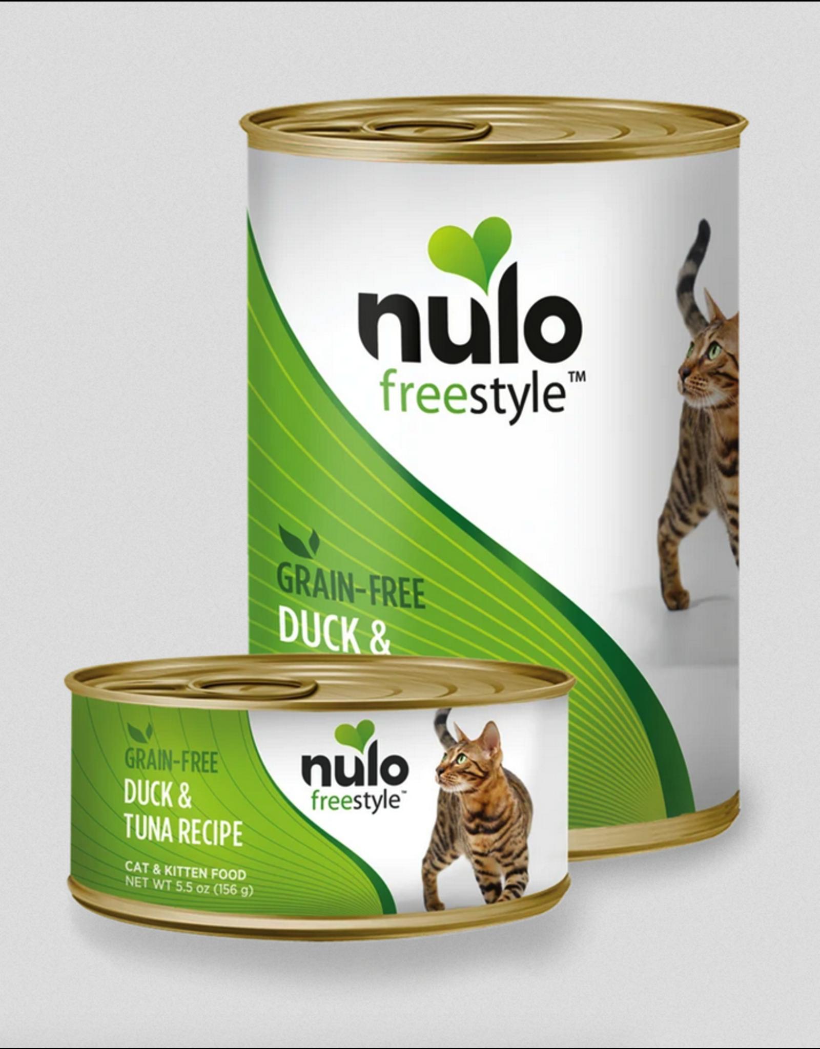 Nulo Nulo Cat Duck and Tuna 5.5oz