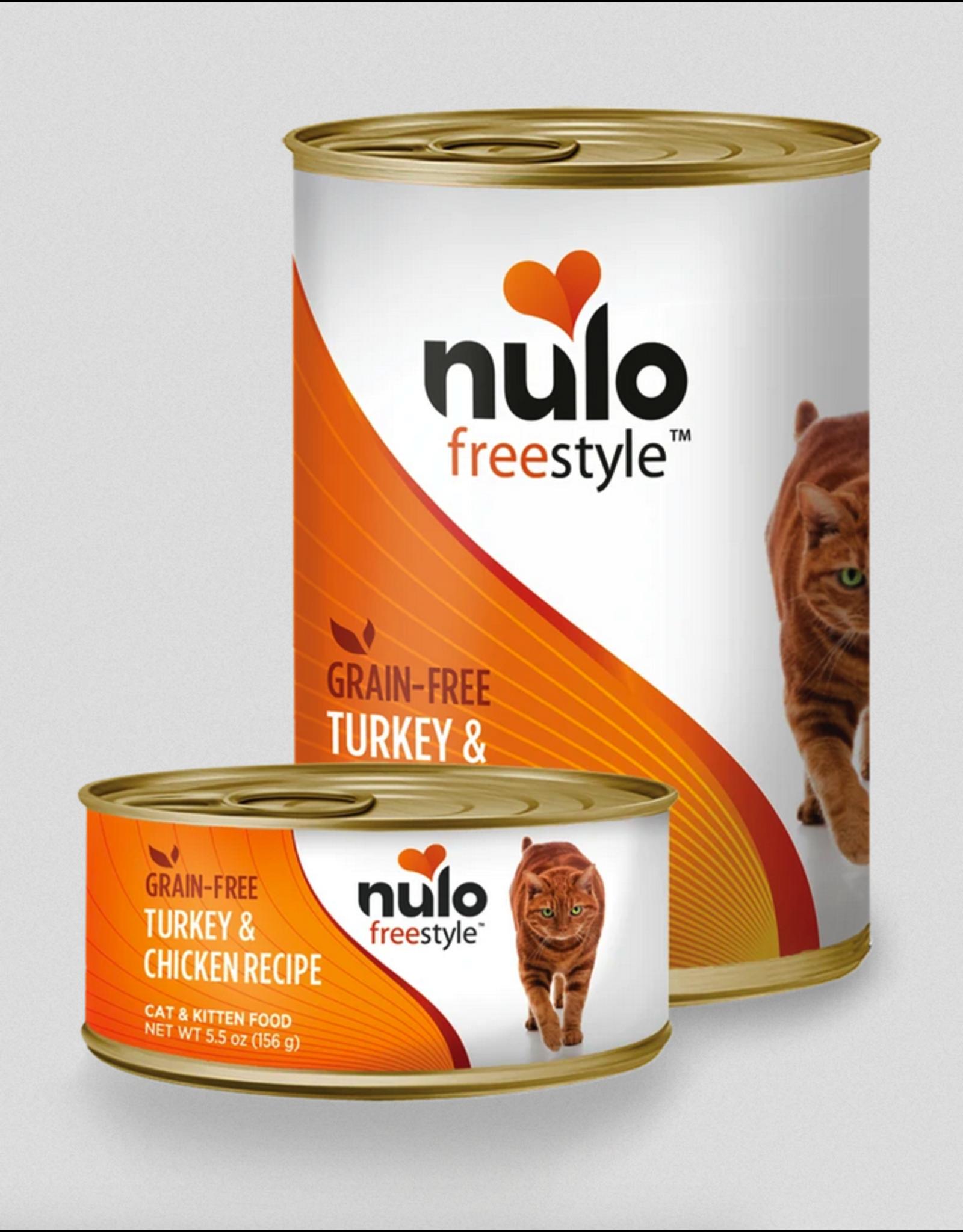 Nulo Nulo Cat Turkey and Chicken 5.5oz