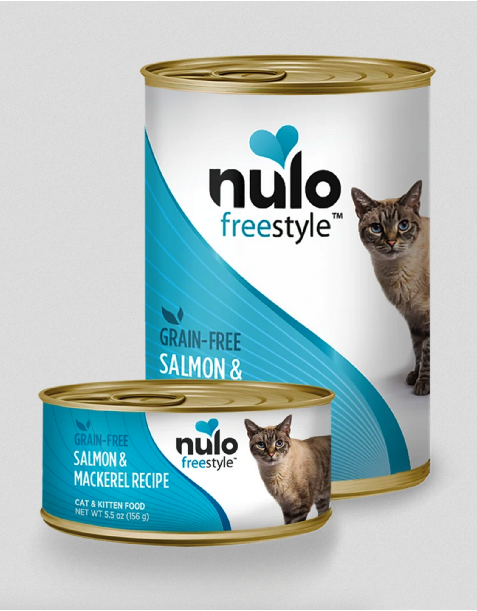Nulo Nulo Cat Salmon and Mackerel 5.5oz
