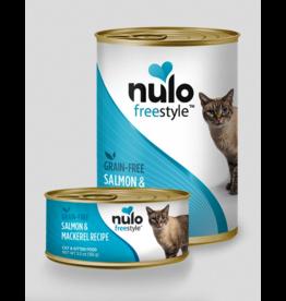 Nulo Nulo Cat Salmon and Mackerel 5.5oz