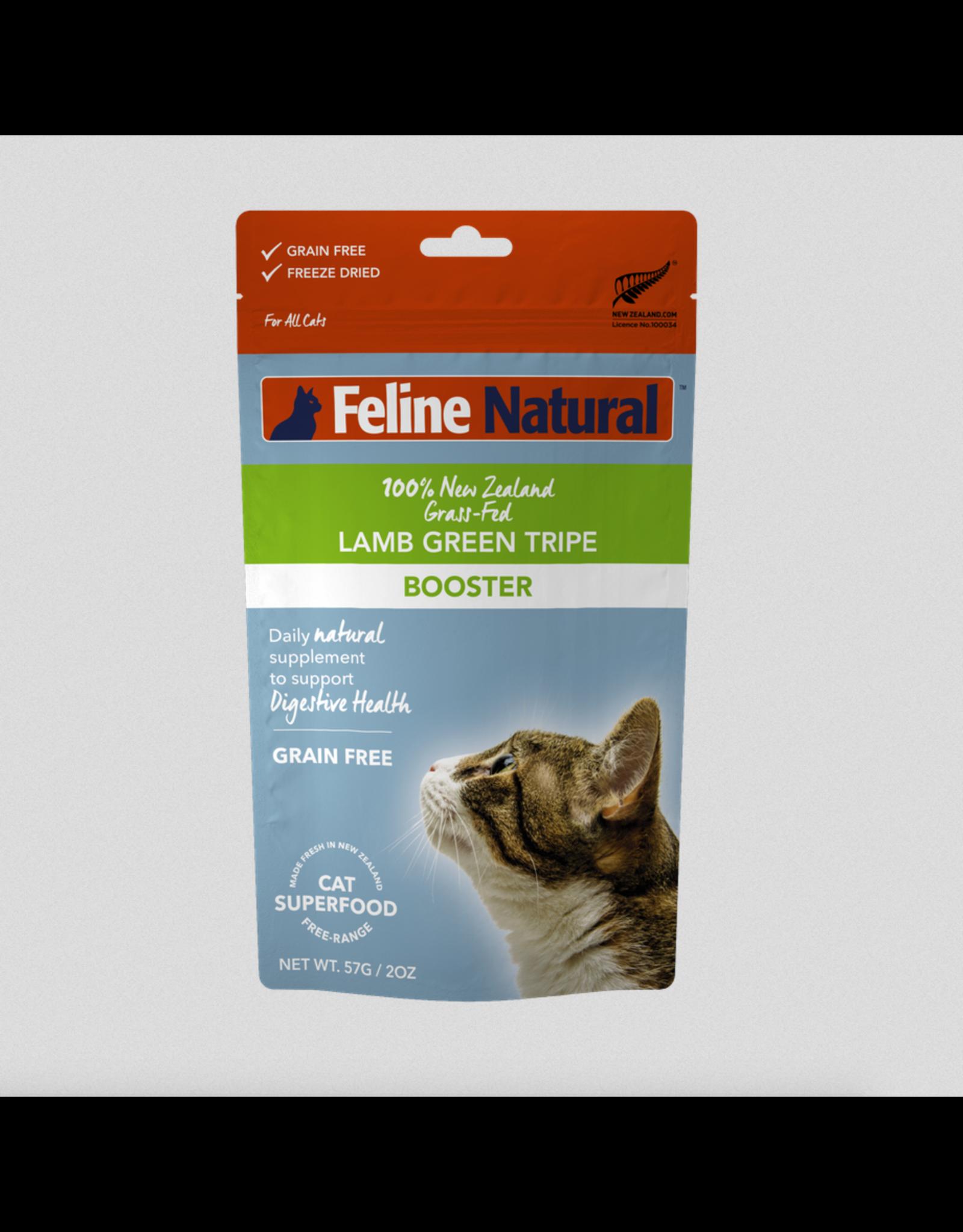 Feline Natural Feline Natural Freeze Dried Lamb Green Tripe 2oz