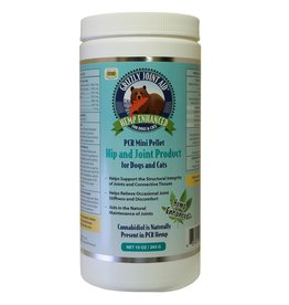 Grizzly Pet Products Grizzly Hip and Joint Pellet Hemp Enhanced