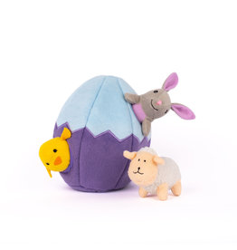 Zippy Paws Zippy Paws Burrow Egg with Friends