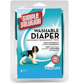 The Brampton Company Simple Solutions Washable Diaper Medium
