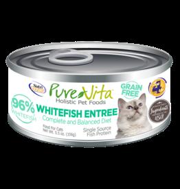 Pure Vita Pure Vita Cat Whitefish 5.5oz
