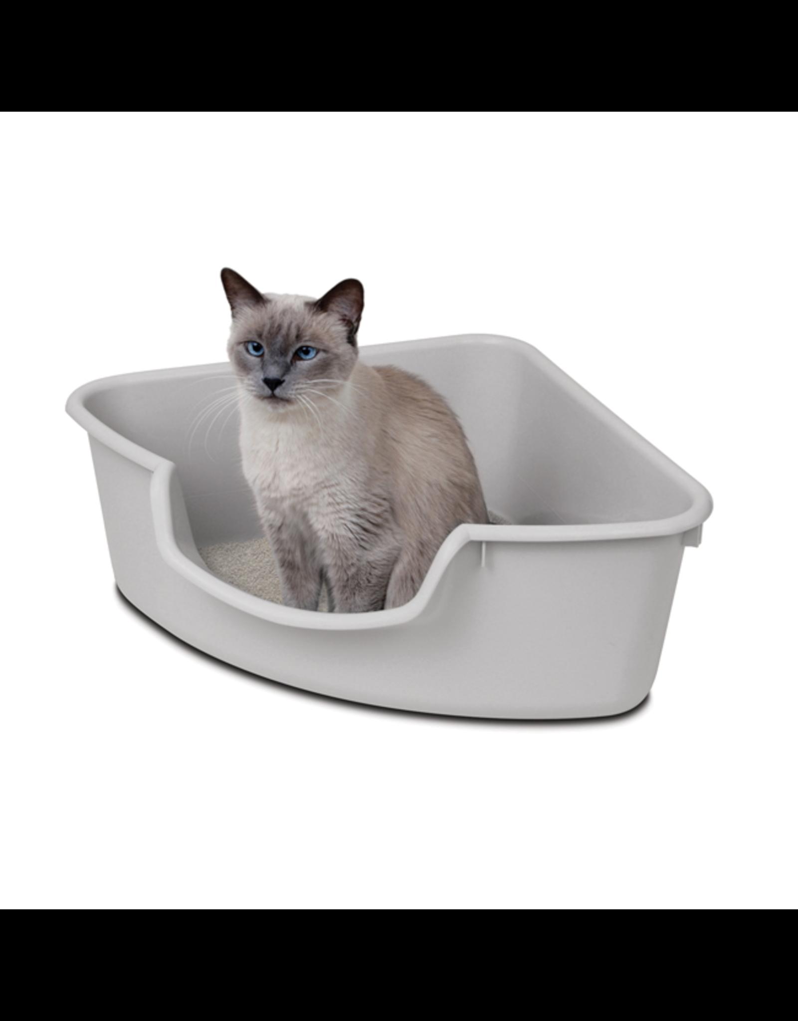 Pioneer Pet Pioneer Pet Smart Cat Corner Litterbox