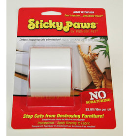 Pioneer Pet Pioneer Pet Sticky Paws On a Roll