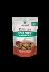 Pet Releaf Pet Releaf Edibites Soft Chews Large Breed Sweet Potato Pie 7.5oz