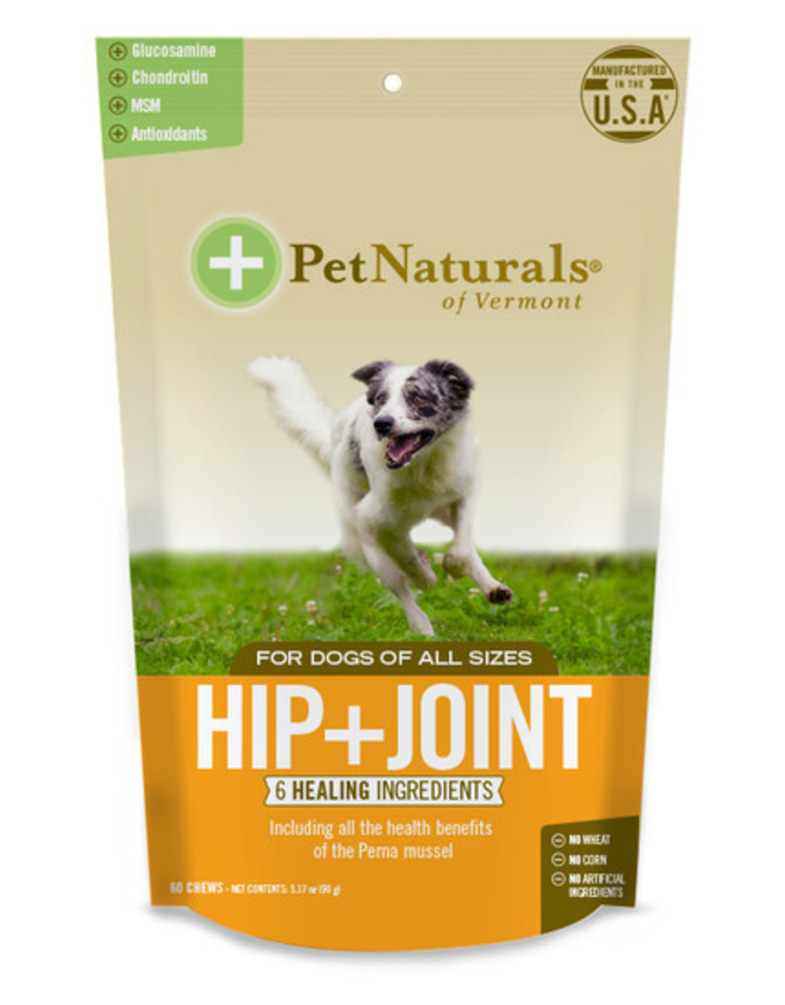 Pet Naturals of Vermont Pet Naturals of Vermont Dog Hip and Joint 60ct