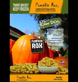 OC Raw Dog OC Raw Dog Pumpkin Rox 2lb