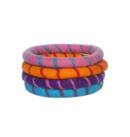 Lollycadoodle Lollycadoodle Wool Ring Large