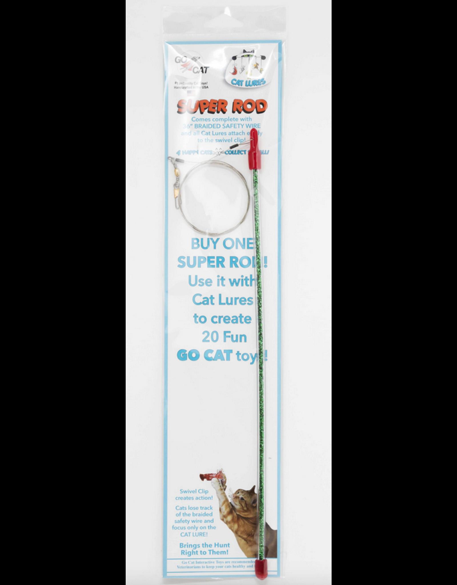 Go Cat Go Cat Super Rod