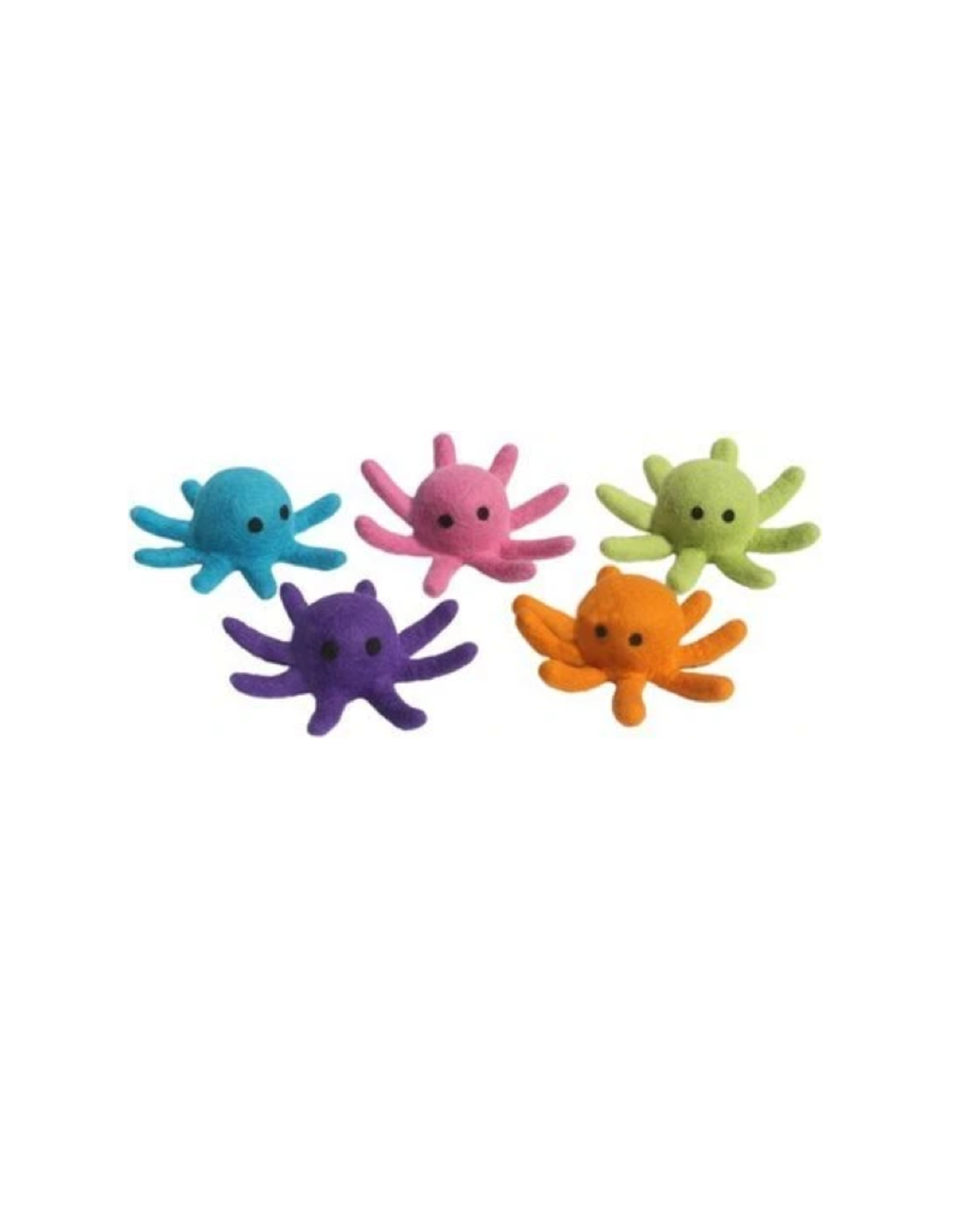 Lollycadoodle Lollycadoodle Wool Octopus Large