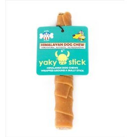 "Himalayan Pet Supply Himalayan Dog Chew Yaky Stick 6"""