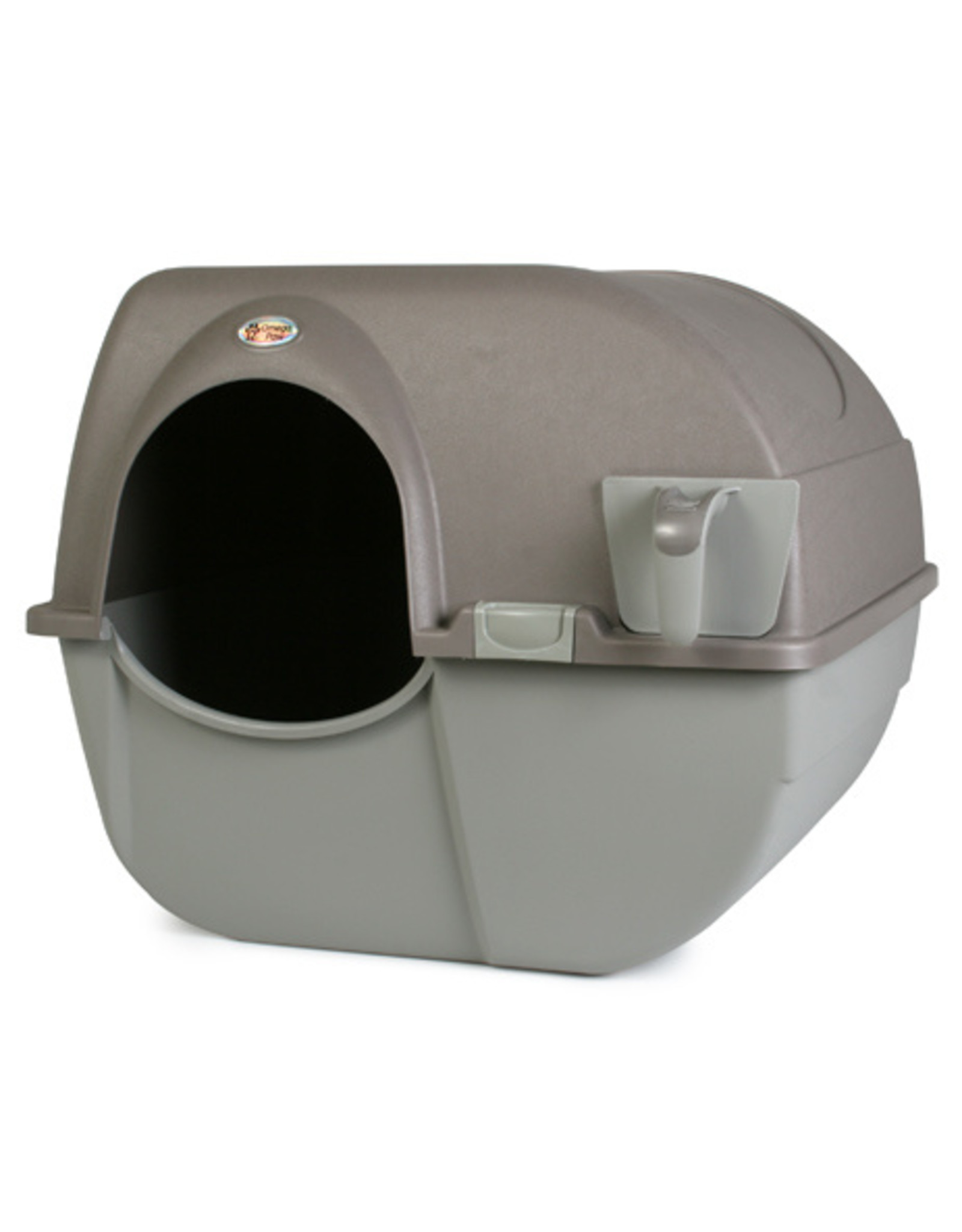 Omega Paws Omega Paw Roll N Clean Litter Box Small