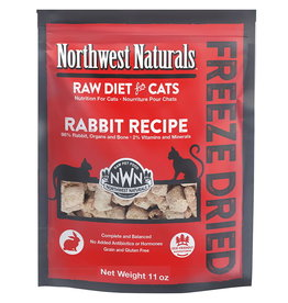 Northwest Naturals Northwest Naturals Cat Freeze Dried Rabbit 11oz