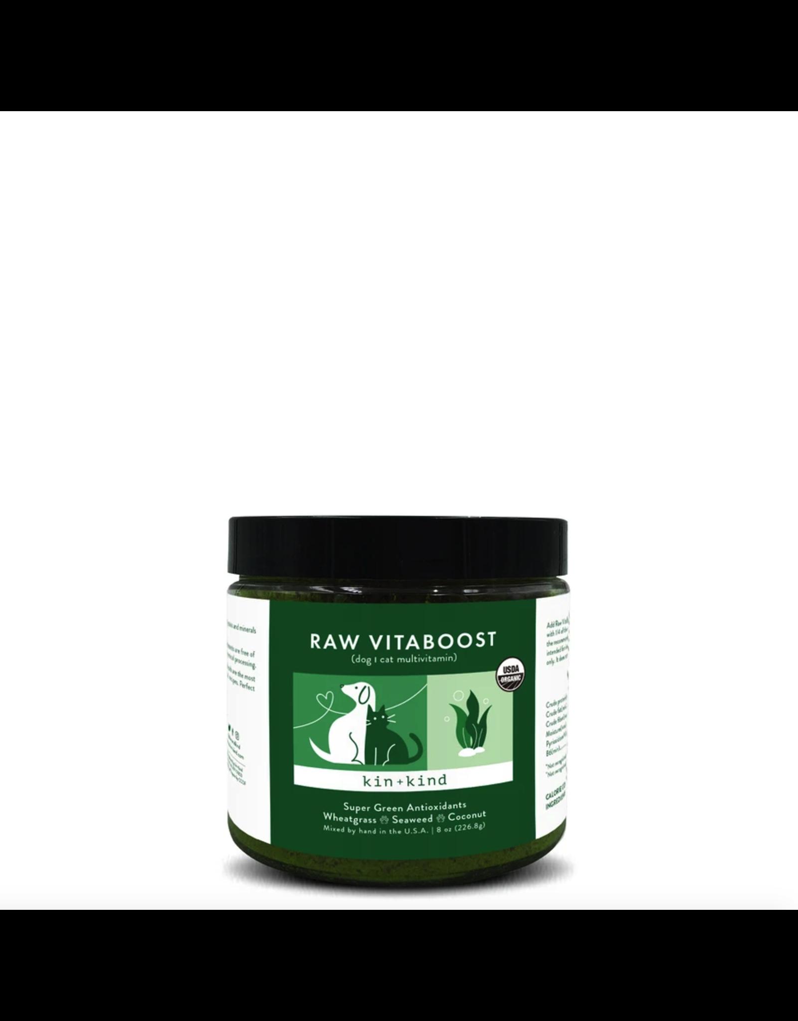 Kin and Kind Kin and Kind Raw Vitaboost