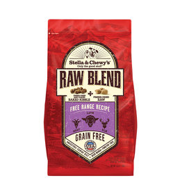 Stella and Chewy's Stella and Chewy's Dog Raw Blend Free Range Recipe