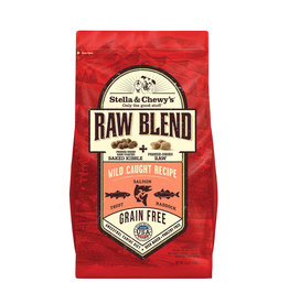 Stella and Chewy's Stella and Chewy's Dog Raw Blend Wild Caught Recipe