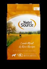 NutriSource Dog Lamb and Rice Formula