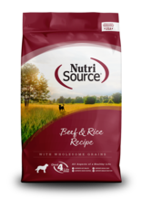 NutriSource Dog Beef and Rice Formula