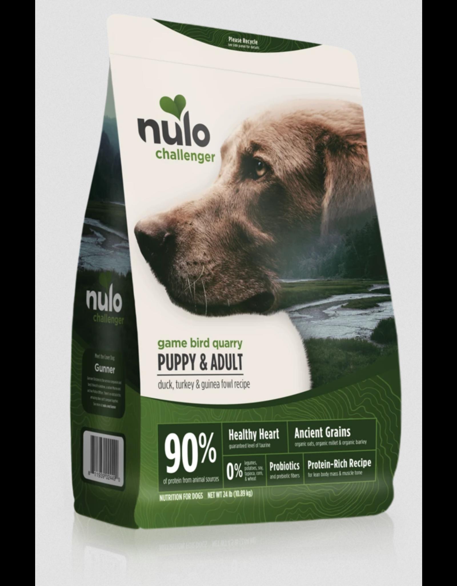 Nulo Nulo Challenger Dog Game Bird Quarry Recipe