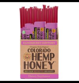 Colorado Hemp Honey Colorado Hemp Honey Elderberry Support Sticks