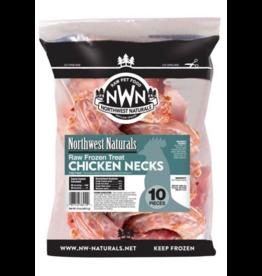 Northwest Naturals Northwest Naturals Raw Chicken Necks 10ct