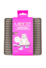 Messy Mutts Messy Cats Silicone Interactive Feeding Mat