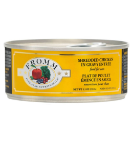 Fromm Family Foods Fromm Cat Shredded Entree 5.5oz