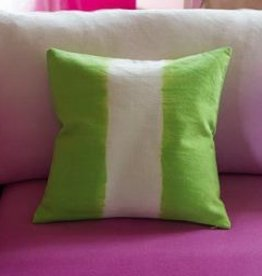 Designer's Guild 18X18 Savine Grass Pillow