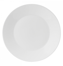 Wedgewood White Bone China Dinner Plate