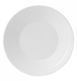 Wedgewood White Bone China Swirl Bread & Butter Plate