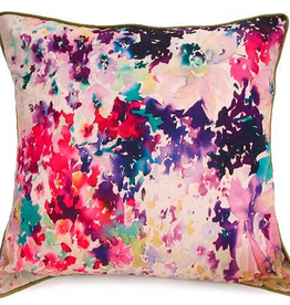 Merben Watercolour Floral Pillow 20x20