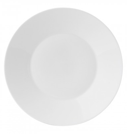 Wedgewood White Bone China Salad Plate