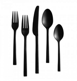 Wedgewood Vera Wang Polished Noir Flatware