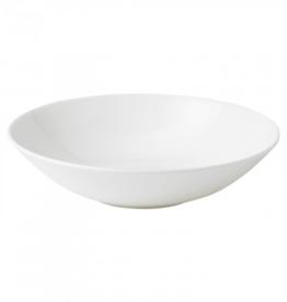 "Wedgewood Jasper Conran White Bone China Cereal Bowl 7"""