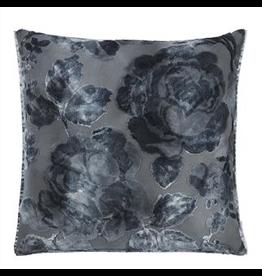 Designer's Guild Mathura Graphite Cushion