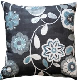 Pillow Decor Shady Day Flower print, 20x20