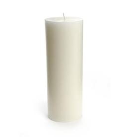Pine Center Everyday Pillar Candle Ivory-L