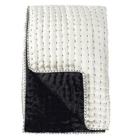 Designer's Guild Chenevard Reversible Silk Quilt