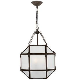 Visual Comfort Morris Small Lantern AZ