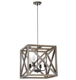 renwill Crate Light Fixture