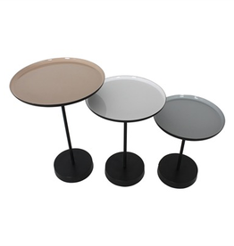 renwill Stepping Stone Set of 3 End Tables
